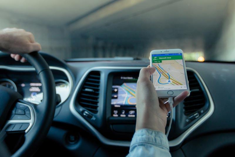 VIDEO: GPS for Inner Peace?