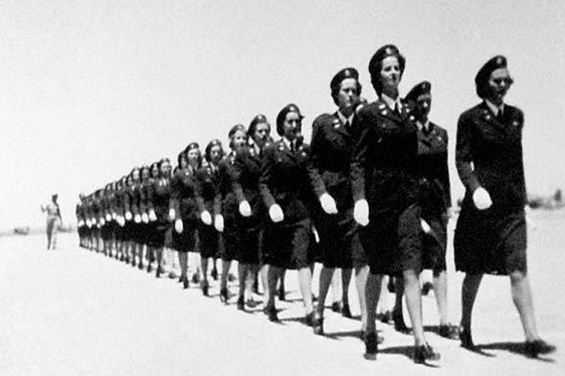 Born to Fly: The True Story About Women in the United States Air Force