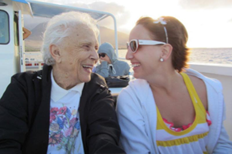 My Grandmother's Love: The Legacy of Alexandria Frahm