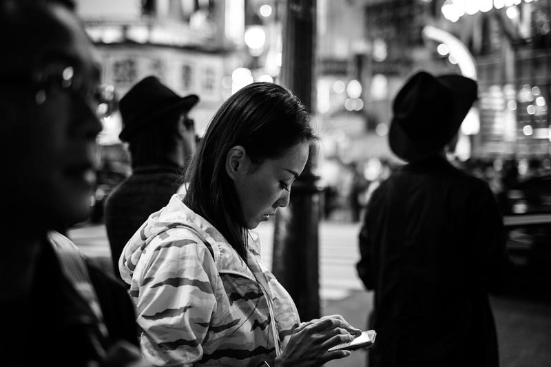 The Modern Art of Communicating via Screens