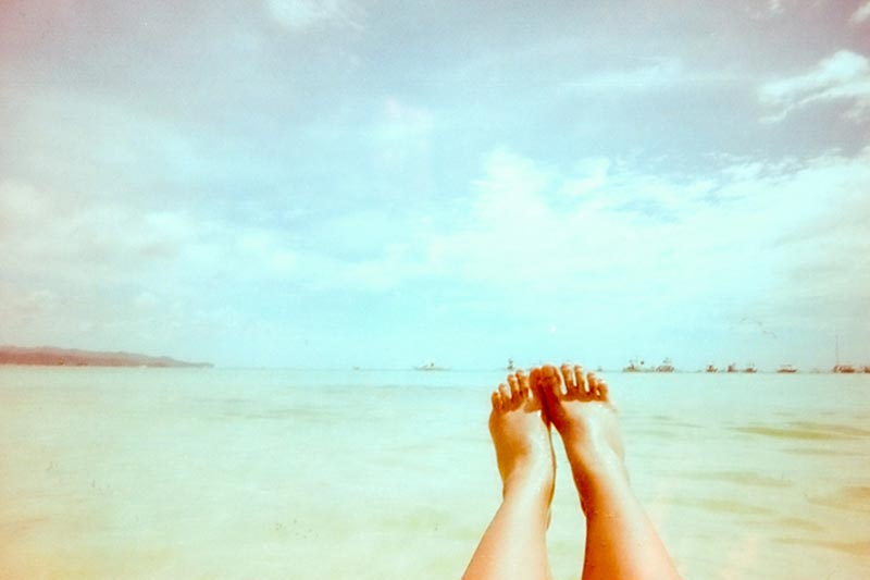 Girly Feet