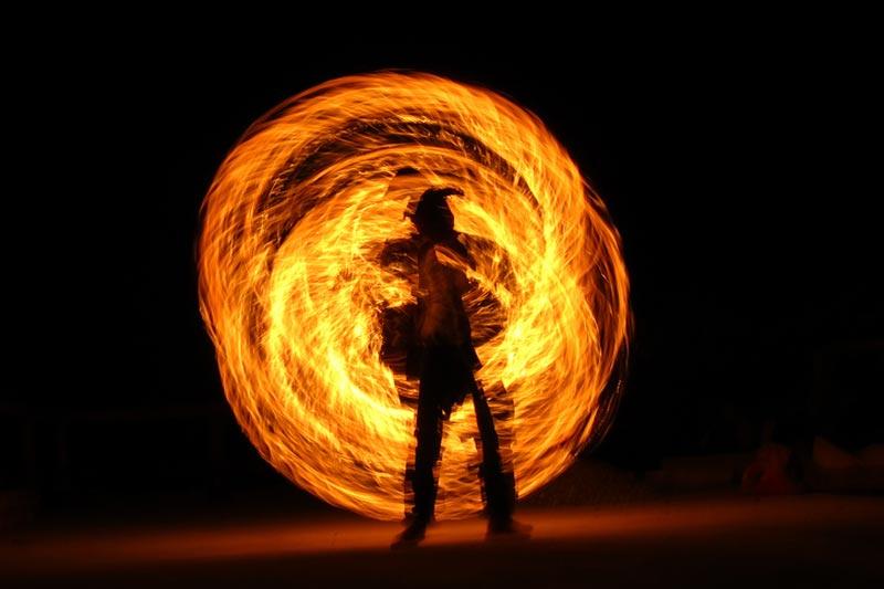 Queer Fireball