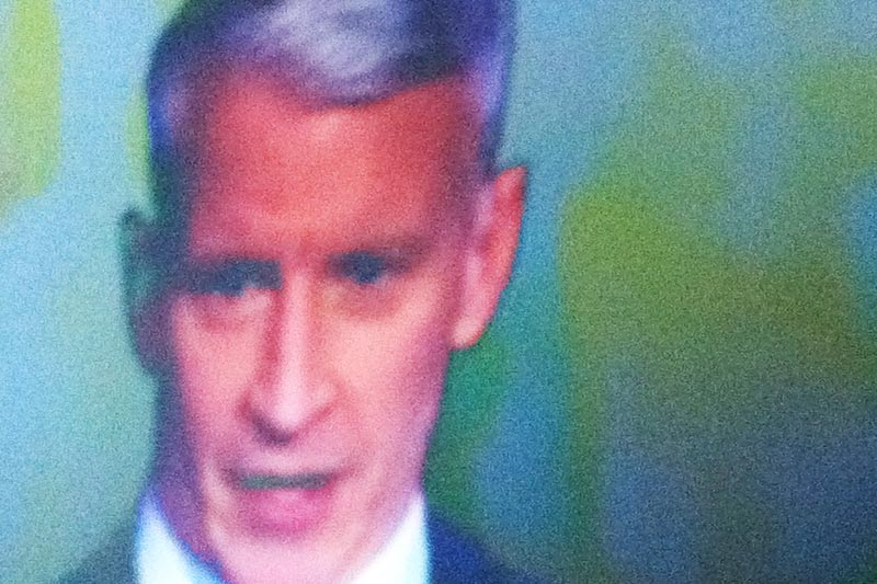 ELECTION 2016: I've Broken Up With Anderson Cooper