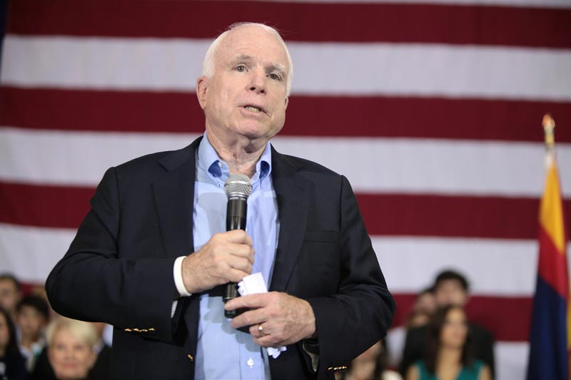 Senator John McCain: For the Greater Good